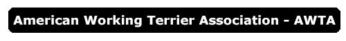 American Working Terrier Association (AWTA)